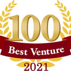 【2021年度】ベストベンチャー100選出のお知らせ